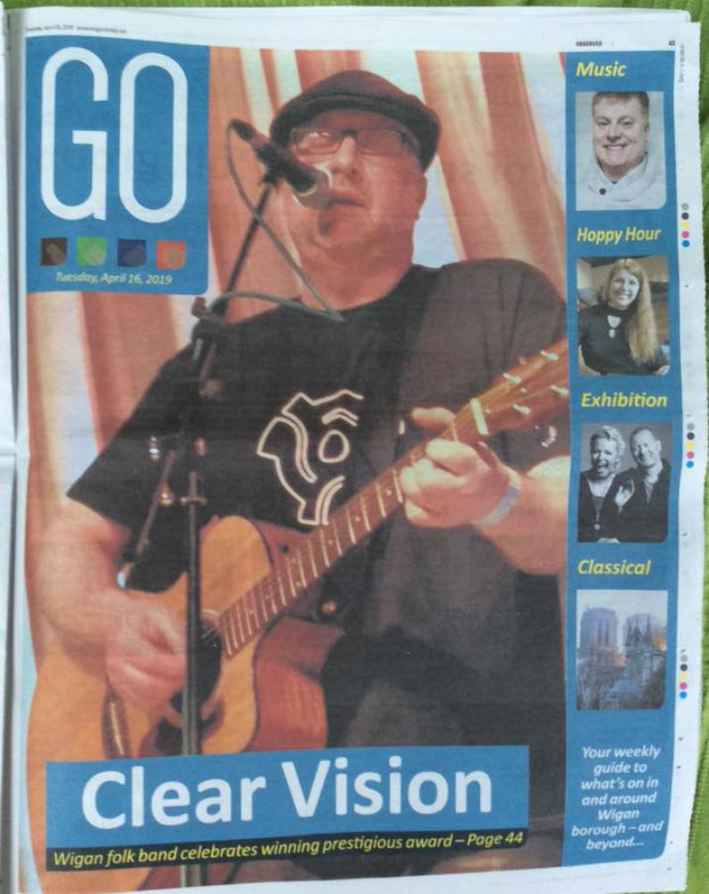 VT in the Wigan Observer